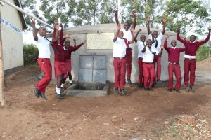 The Water Project:  Jumping For Joy Of Clean Water