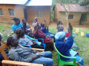 The Water Project:  Active Participation