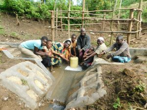 The Water Project:  Look What We Have Now