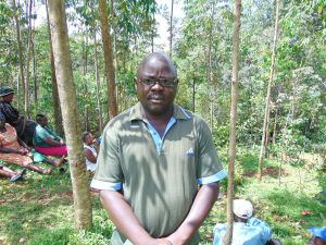The Water Project:  Sub Chief Reuben Amuyunzu