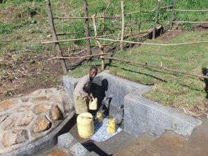 The Water Project:  Smiles While Fetching Water