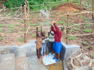 The Water Project:  Splash