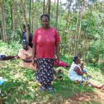 The Water Project: Kitulu Community, Kiduve Spring -  Susan Buluku
