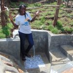 The Water Project: Mukangu Community, Metah Spring -  Happy Day