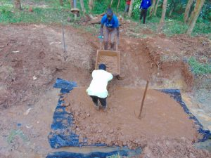 The Water Project:  Setting Foundation