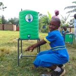 The Water Project: Saride Primary School -  Handwashing