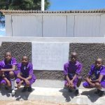 The Water Project: Chiliva Primary School -  Girls With New Latrines