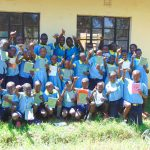 The Water Project: Hobunaka Primary School -  Training Complete