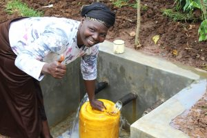 The Water Project:  Easy Filling Up