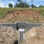 The Water Project: Kalenda A Community, Webo Simali Spring -  Completed Spring