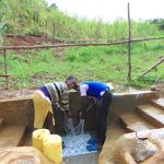 The Water Project: Musiachi Community, Mutuli Spring -  More Smiles