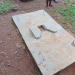 The Water Project: Imusutsu Community, Ikosangwa Spring -  Completed Sanitation Platform