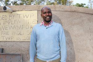 The Water Project:  Teacher Nyongesa Marango