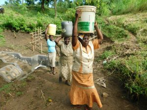 The Water Project:  Bringing Clean Water Home
