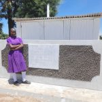The Water Project: Chiliva Primary School -  Standing Proud With Latrines