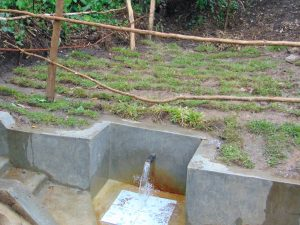 The Water Project:  Clean Water Flows At Mulutondo Spring