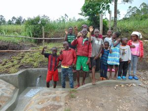 The Water Project:  Kids Celebrate The Spring
