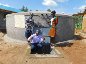 The Water Project:  Teachers Celebrating At The Water Source