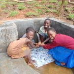 The Water Project: Maondo Community, Ambundo Spring -  Unity In Clean Water