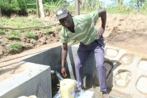 The Water Project:  Easy Fetching Water