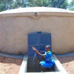 The Water Project: Saride Primary School -  Making A Splash
