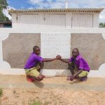 The Water Project: Chiliva Primary School -  Unity In Improved Hygiene