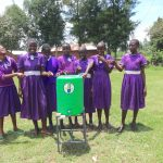 The Water Project: Chiliva Primary School -  Look A New Handwashing Station