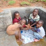 The Water Project: Maondo Community, Ambundo Spring -  Together We Can Achieve