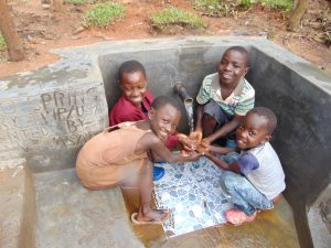 The Water Project:  Together We Can Achieve