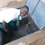 The Water Project: Sawawa Secondary School -  Student Patrick Excited About Clean Water