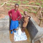 The Water Project: Maondo Community, Ambundo Spring -  Giggles