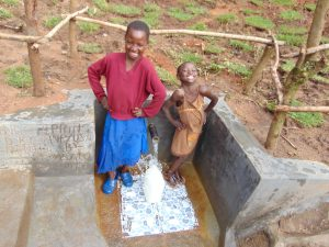 The Water Project:  Giggles