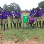 The Water Project: Chiliva Primary School -  Handwashing