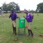 The Water Project: Chiliva Primary School -  Clean Hands Only