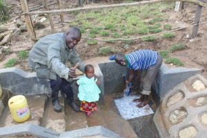The Water Project:  Clean Water Helps All Generations