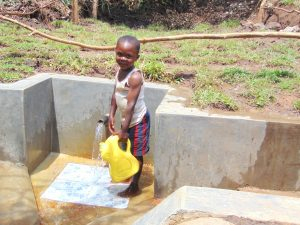 The Water Project:  Ready To Bring Clean Water Home