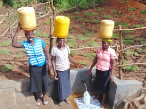 The Water Project:  Women Ready To Carry Clean Water Home