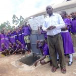The Water Project: Chiliva Primary School -  Giving Thanks