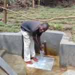 The Water Project: Mubinga Community, Mulutondo Spring -  Happy Day