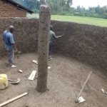 The Water Project: Chiliva Primary School -  Interior Cementing