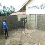 The Water Project: Hobunaka Primary School -  Interior Cement
