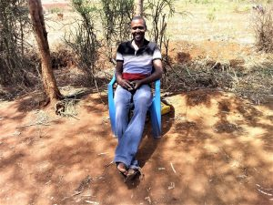 The Water Project:  Daniel Mbuthu