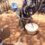 The Water Project: Ngitini Community D -  Mixing Soap