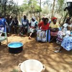 The Water Project: Ngitini Community E -  Soapmaking
