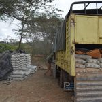 The Water Project: Ngitini Community D -  Cement