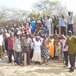 The Water Project: Wamwathi Community -  Shg Members Celebrate