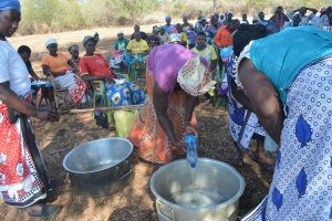 The Water Project:  Soapmaking Discussion