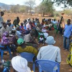 The Water Project: Wamwathi Community -  Training Lessons