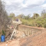 The Water Project: Wamwathi Community -  Phase Dam Progress