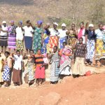 The Water Project: Wamwathi Community -  Thumbs Up For A New Dam